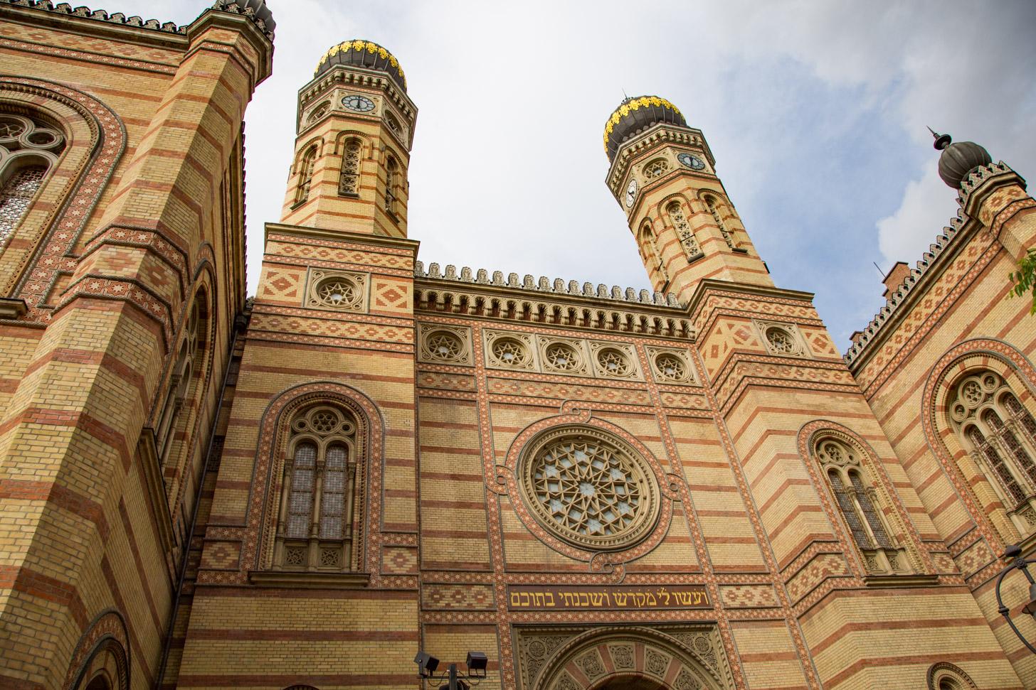 De grote synagoge